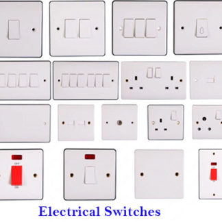 Electrical Switches & fan's