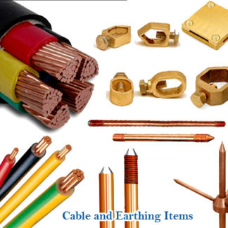 Cable and Earthing